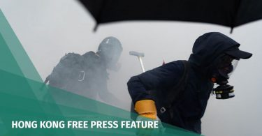 PTSD protester tear gas
