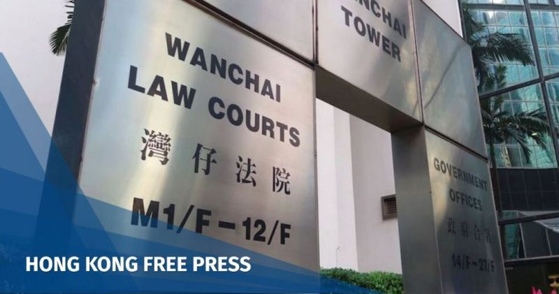 district court wan chai riot china extradition