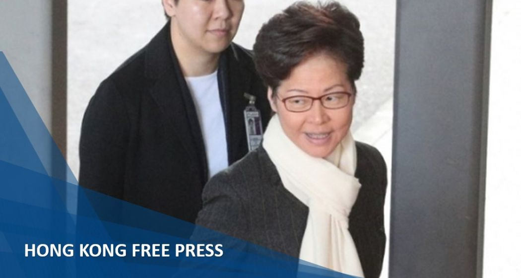 Hong Kong Chief Exec. Carrie Lam to meet Chinese President Xi Jinping and top leaders in Beijing | Hong Kong Free Press HKFP