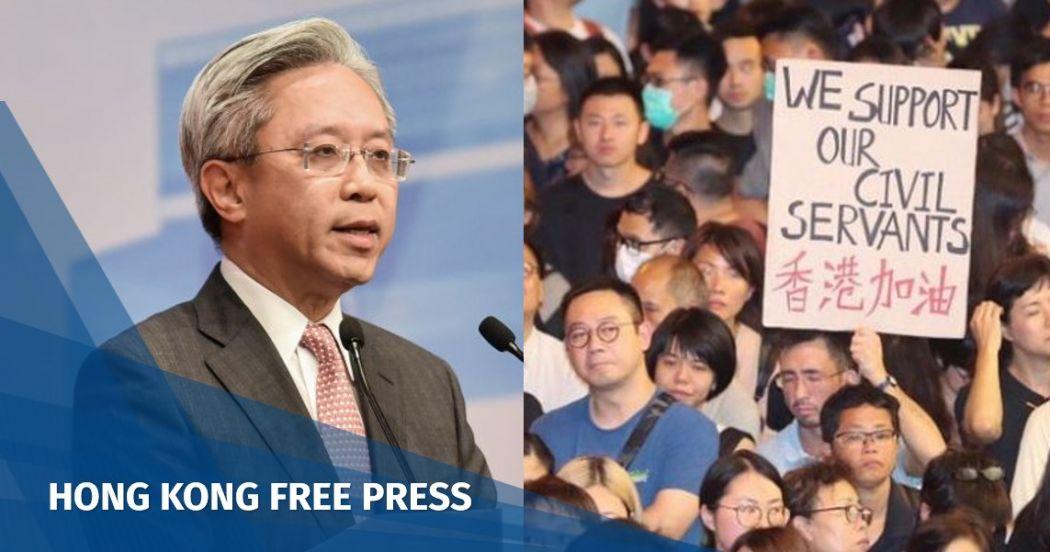 joshua law civil servants arrest