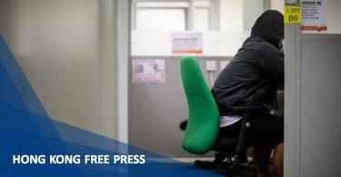 PolyU holdout Polytechnic University Hong Kong protester besieged