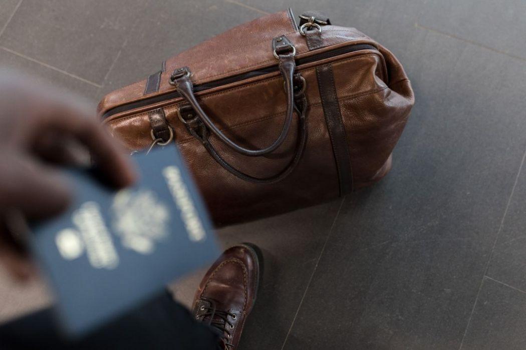 luggage bag suitcase