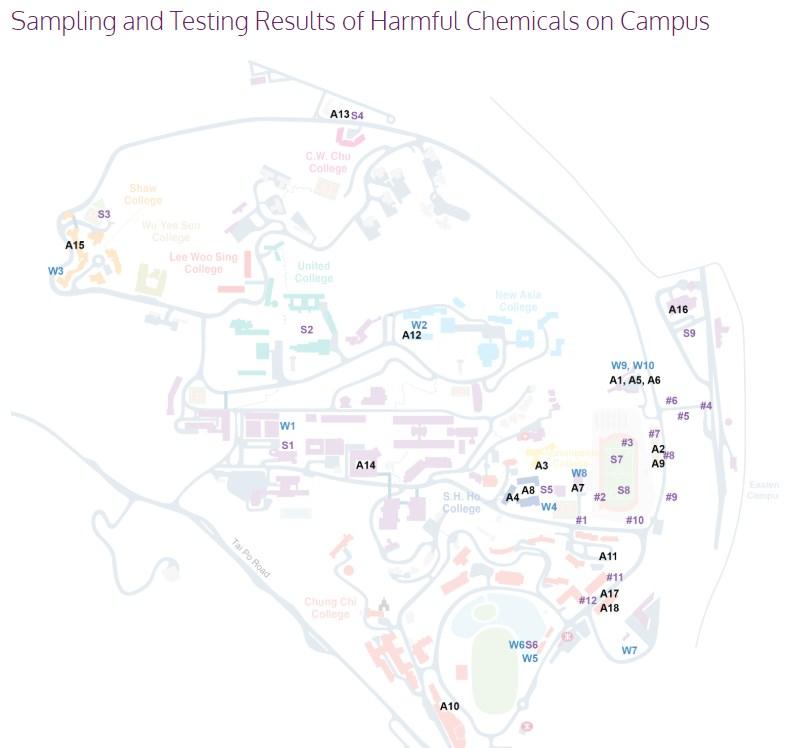 CUHK test samples