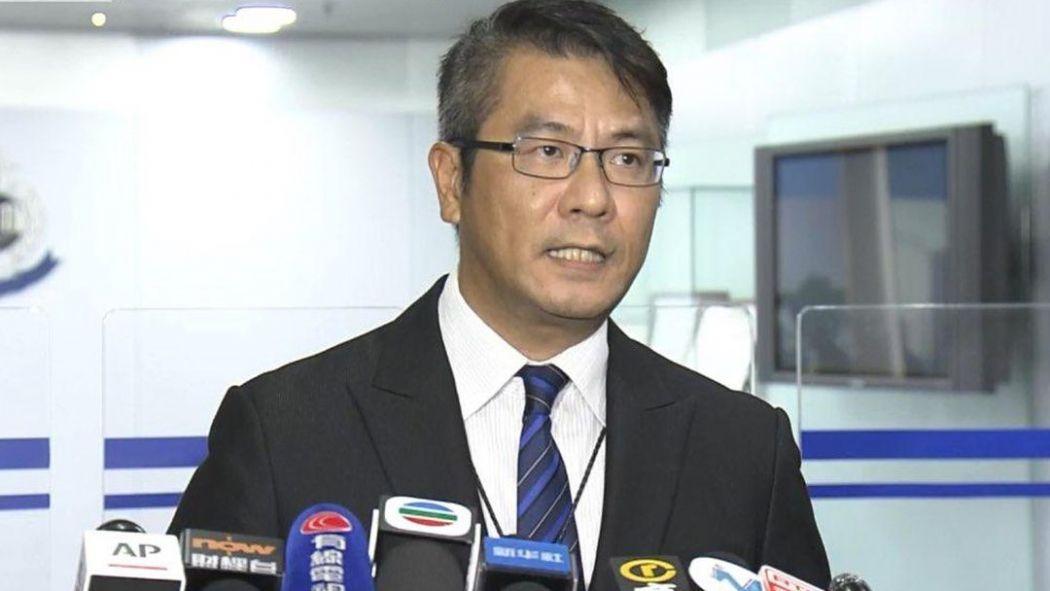 Chan Wai-kei police