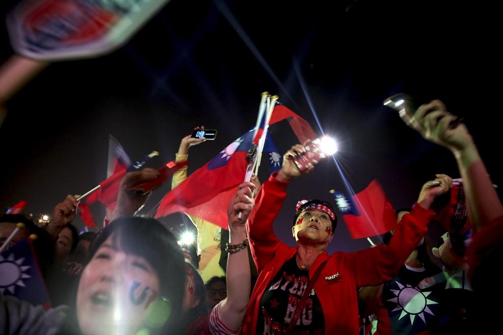 Taiwan election KMT
