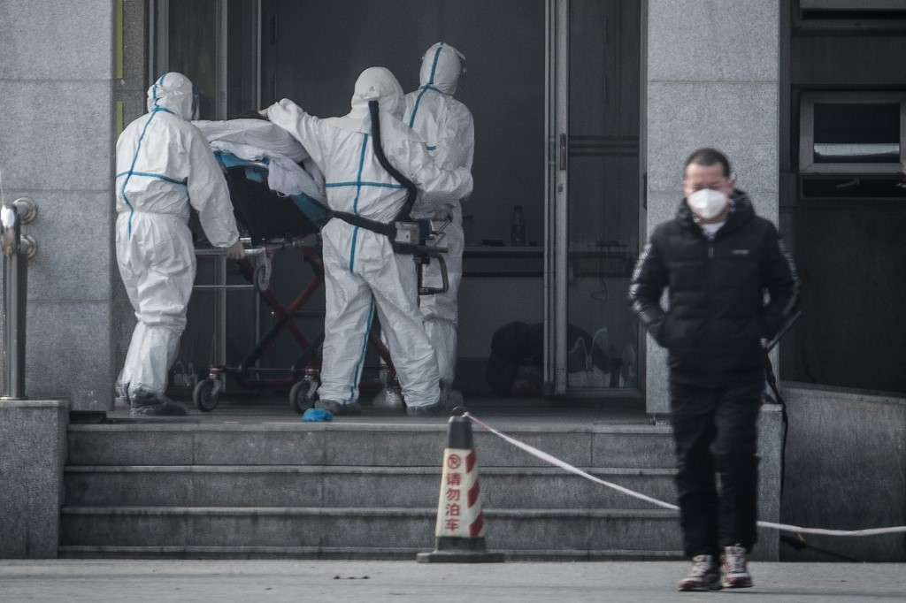 First Death Outside Epicentre of Coronavirus Outbreak Confirmed in China's Hebei Province