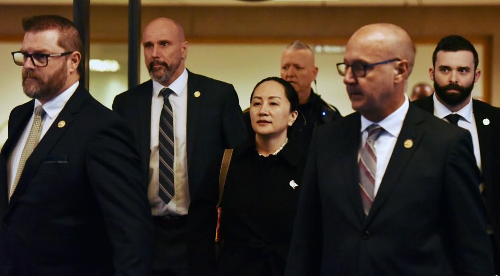 Canada China Meng Wanzhou Huawei