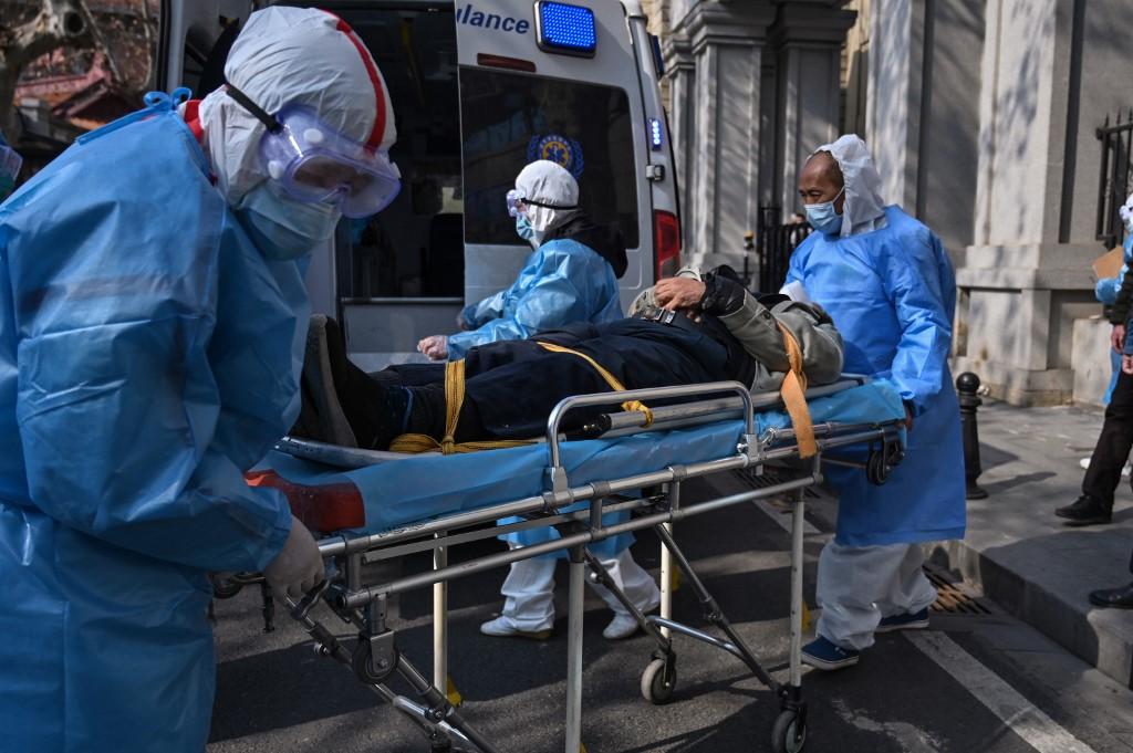 Hubei virus Wuhan China pneumonia
