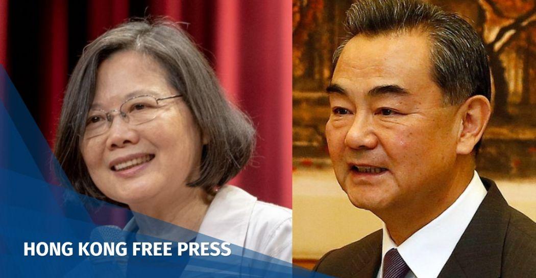 wang yi tsai ing-wen