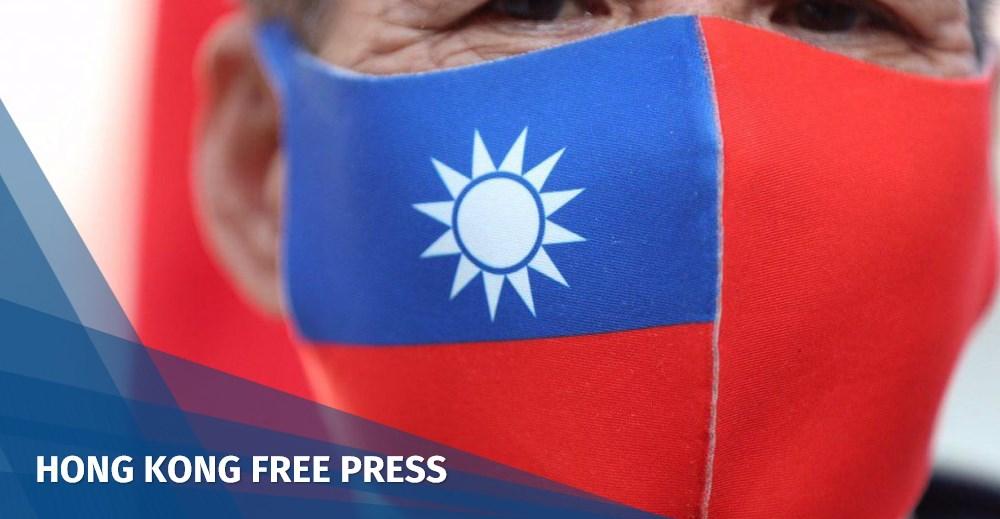 Taiwan passes bill against China influence ahead of elections | Hong Kong Free Press HKFP