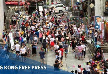 Centre Street fair