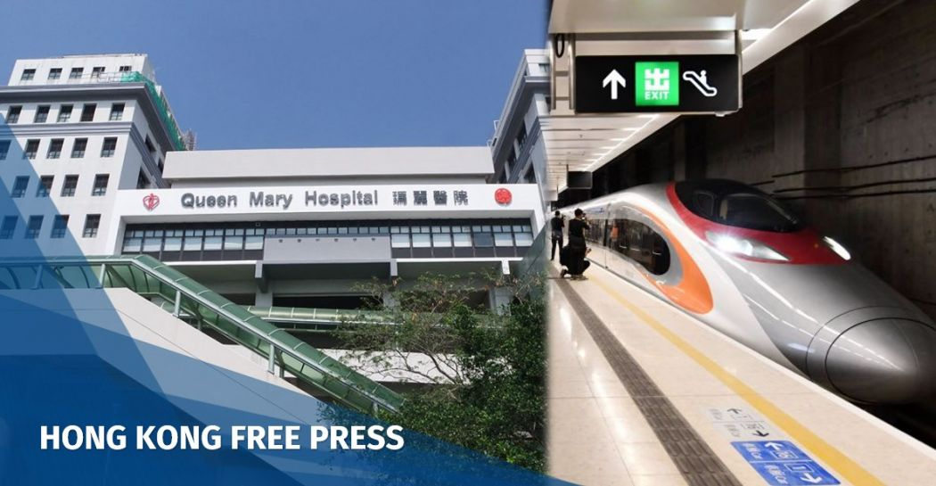 Man attends A&E for tests after sharing train cabin with tourist infected with China coronavirus | Hong Kong Free Press HKFP