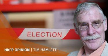 Tim Hamlett election