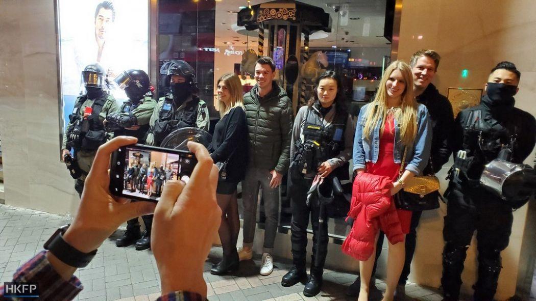 police tourist december 31