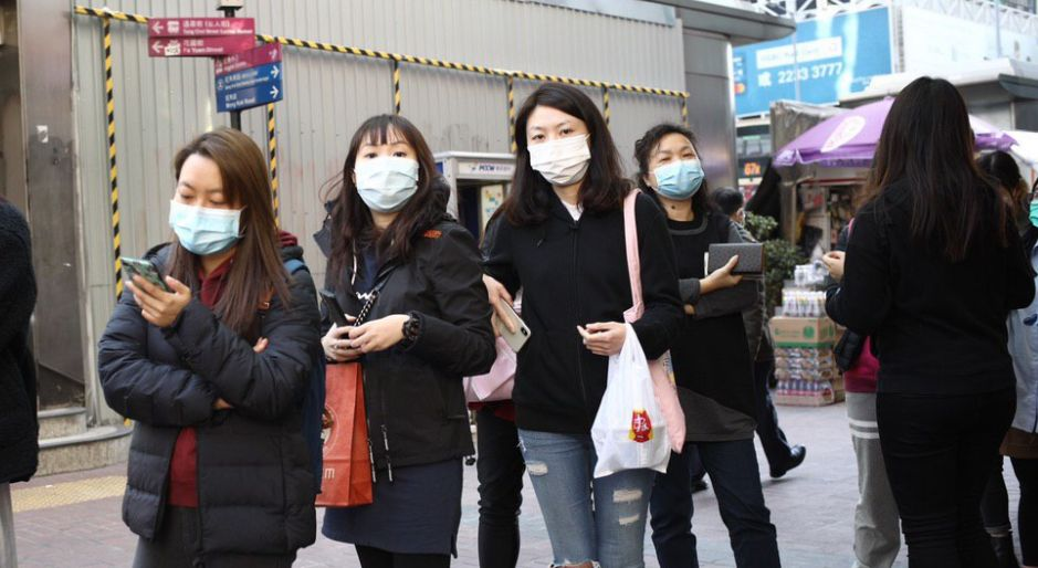 masks hong kong face virus