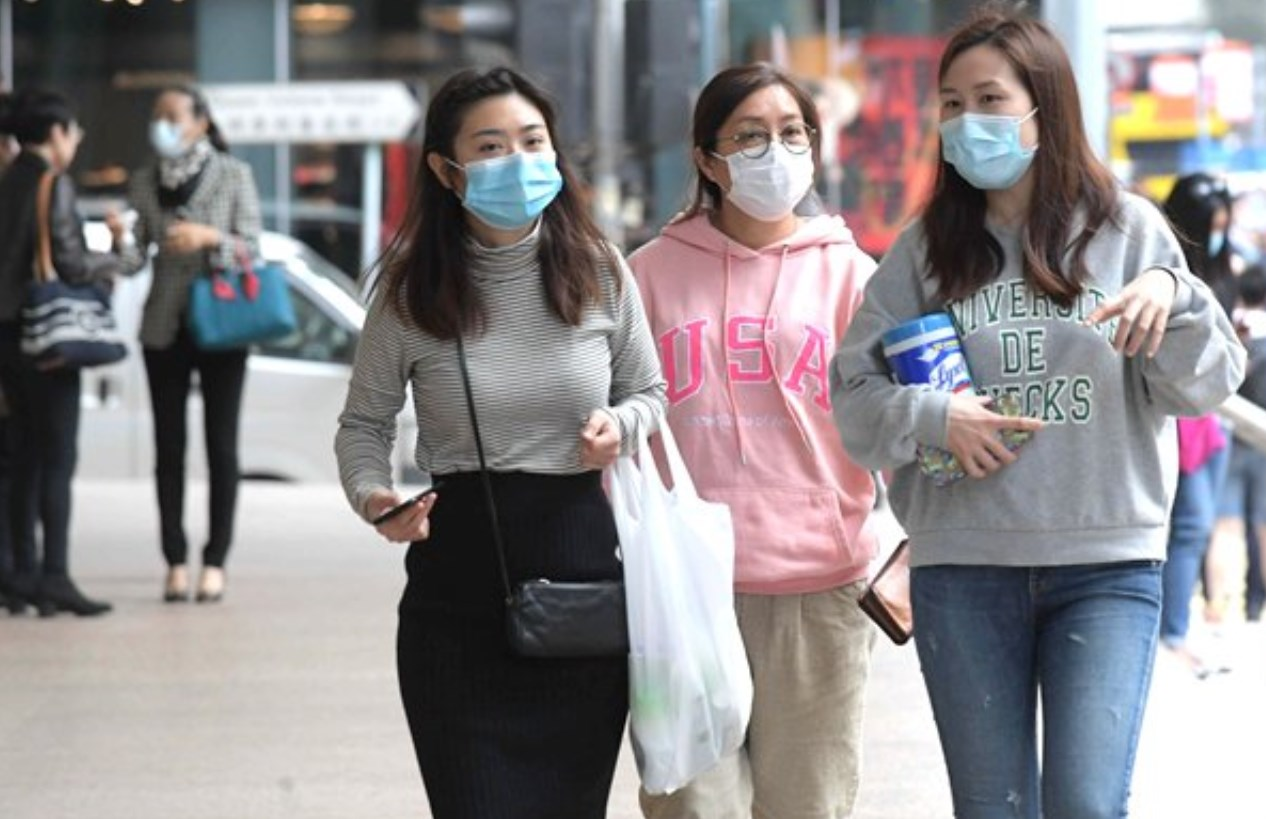 wuhan flu virus mask facemask