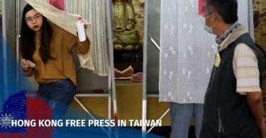 Taiwan election