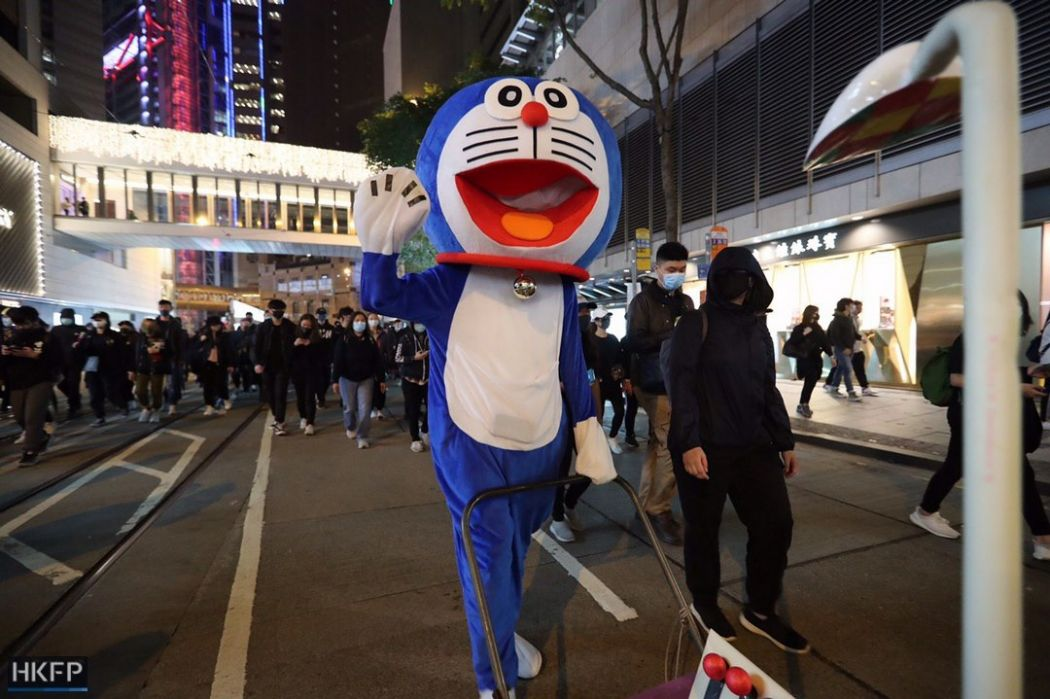 January 1 doreamon