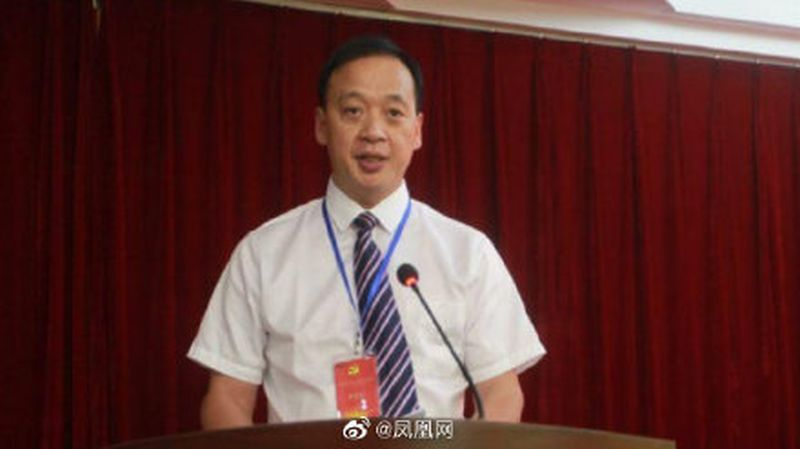 Liu Zhiming, the director of Wuchang Hospital