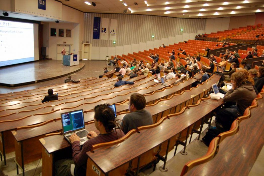 ruang kuliah