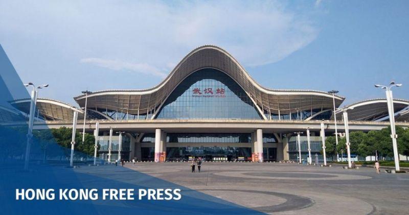 Wuhan railway station