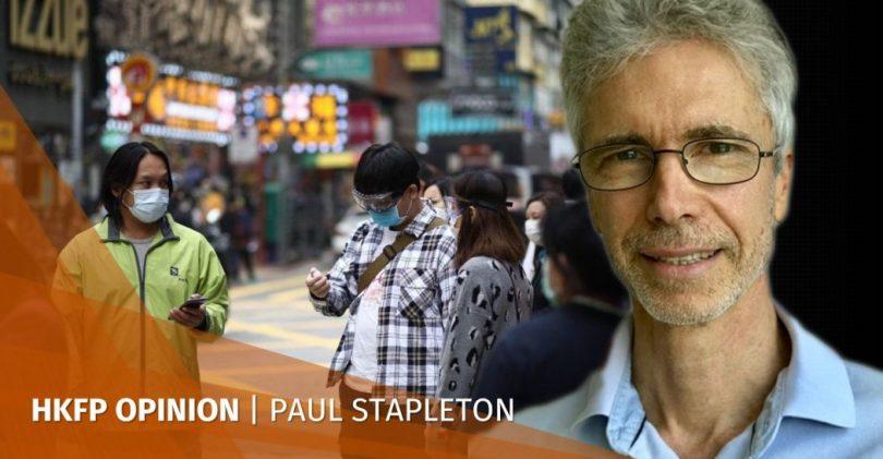 Coronavirus Paul Stapleton
