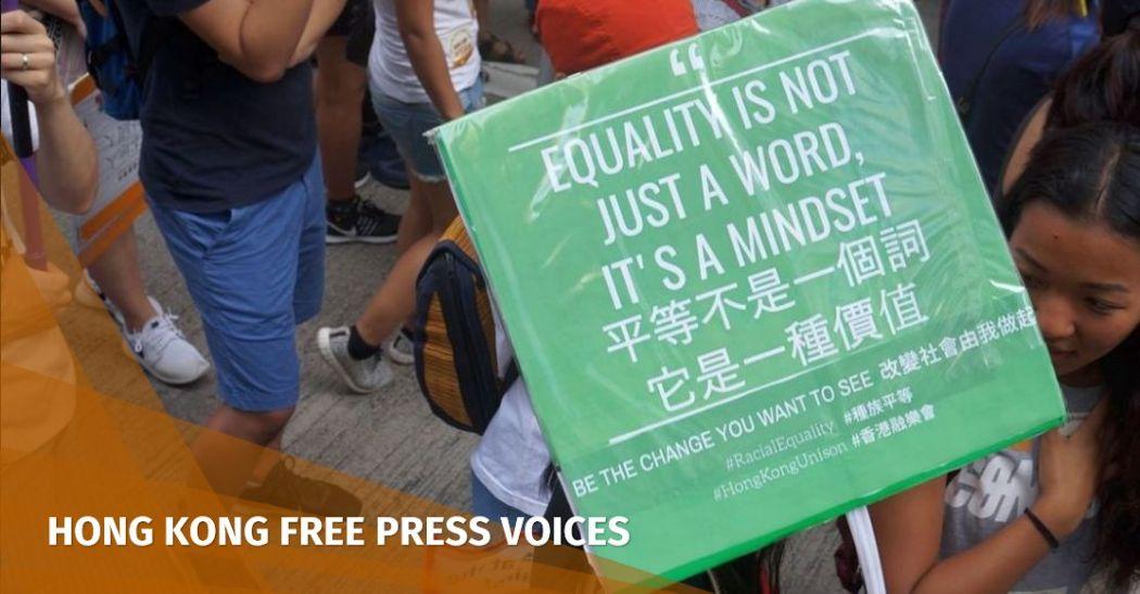 minorities hong kong