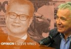 steve vines paul chan