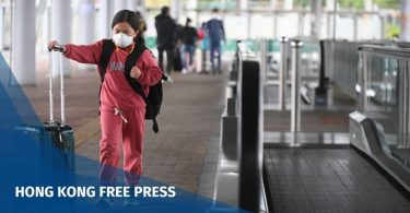 No keluar hongkong 2020
