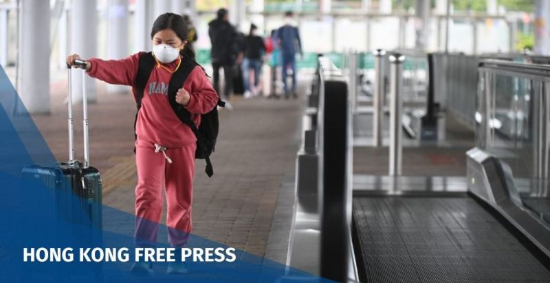 virus hong kong Shenzhen