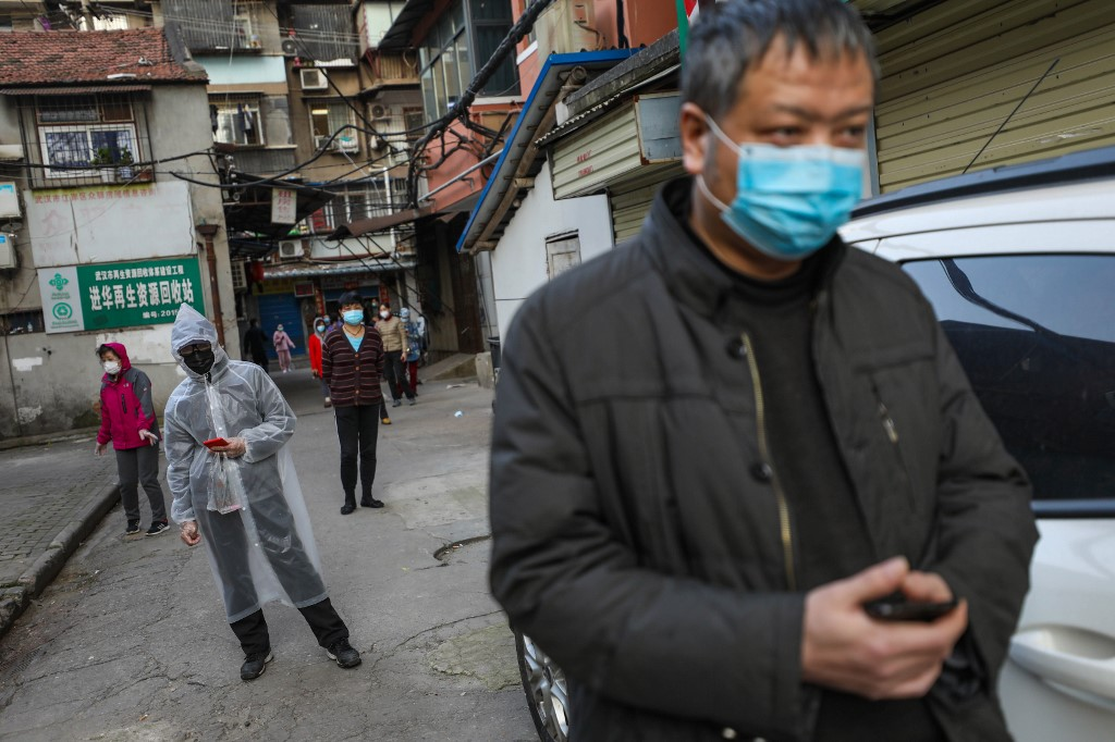 China to lift quarantine in Hubei province on March 25
