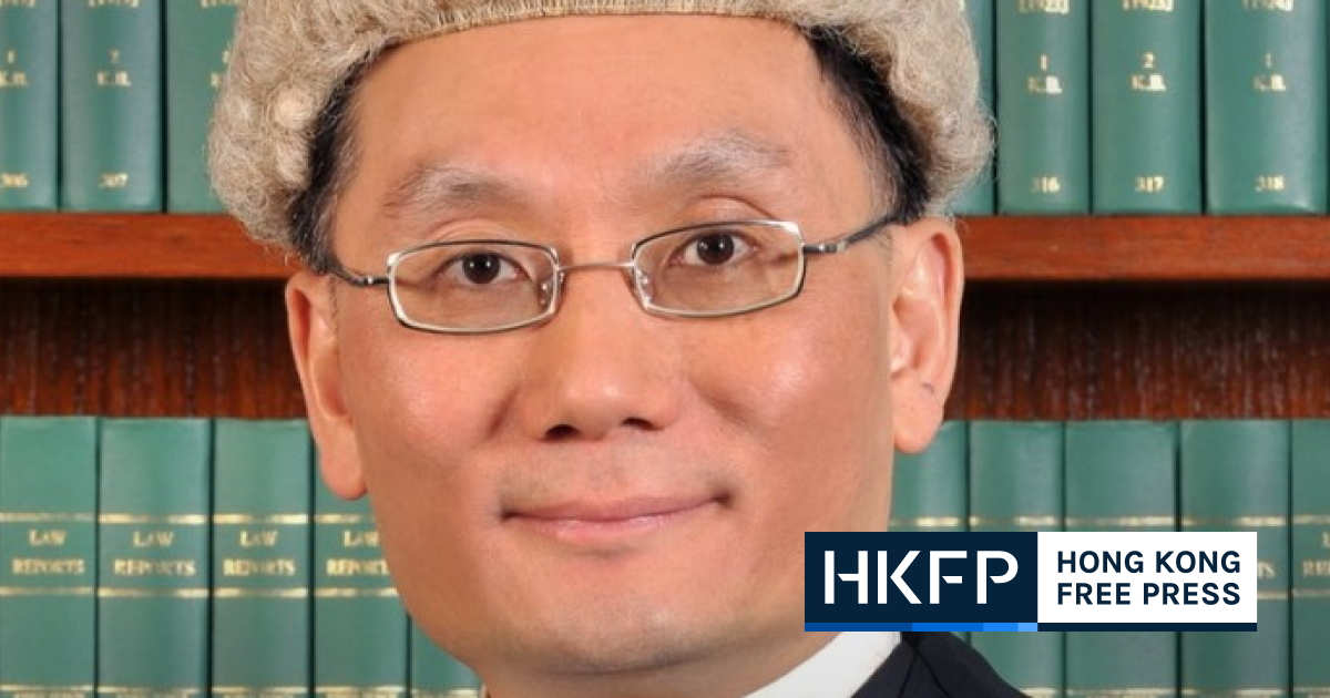 Andrew Cheung chief justice