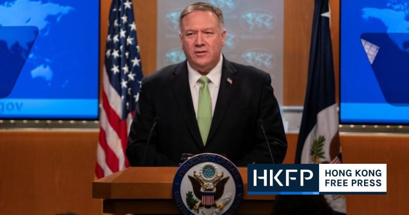 Coronavirus: China berates 'lying' Pompeo as US presses Beijing for data on pandemic