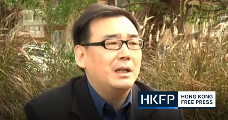 Australia condemns China's 'indictment' of academic