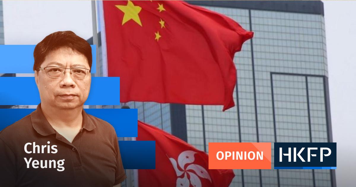 Chris Yeung Hong Kong China