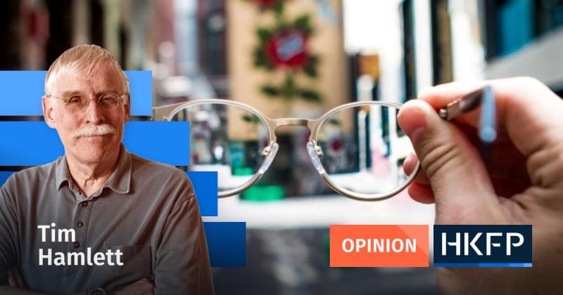 tim hamlett glasses