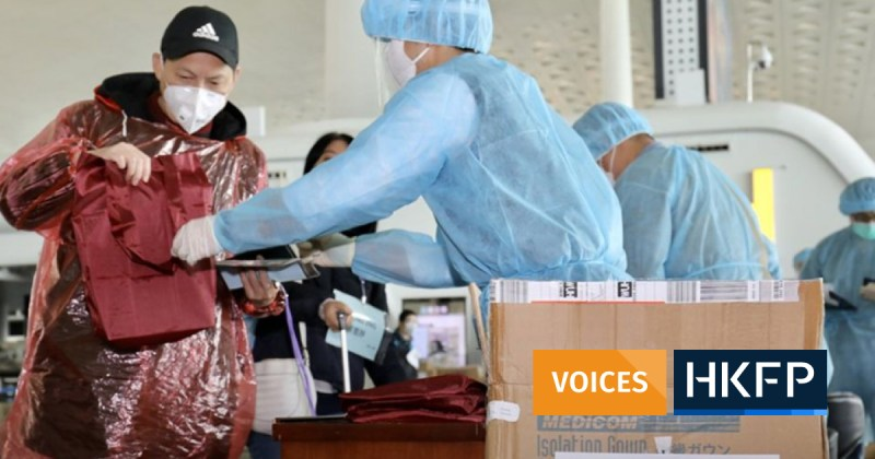 Respecting rights during coronavirus: Taiwan and Hong Kong show Beijing the benefit of open societies human rights watch