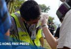 protest agaisnt tai po coronavirus designated clinic