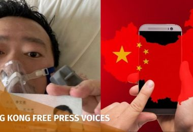 coronavirus china censorship global voices