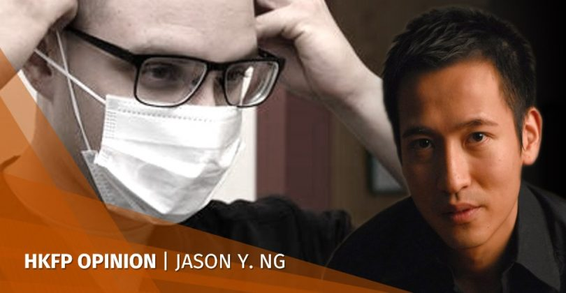To wear or not to wear: how the face mask debate puts the spotlight on Hong Kong's expat community jason ng