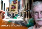 tim hamlett glasses