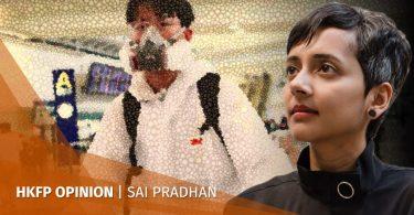 sai pradhan hopeful virus
