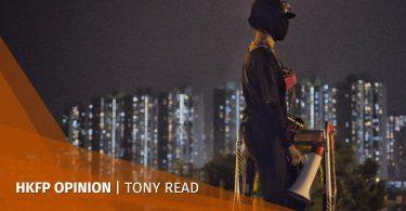 tony read hong kong protests