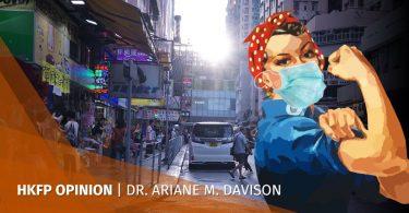 dr ariane m davison hong kong