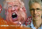 Donald Trump. paul stapleton