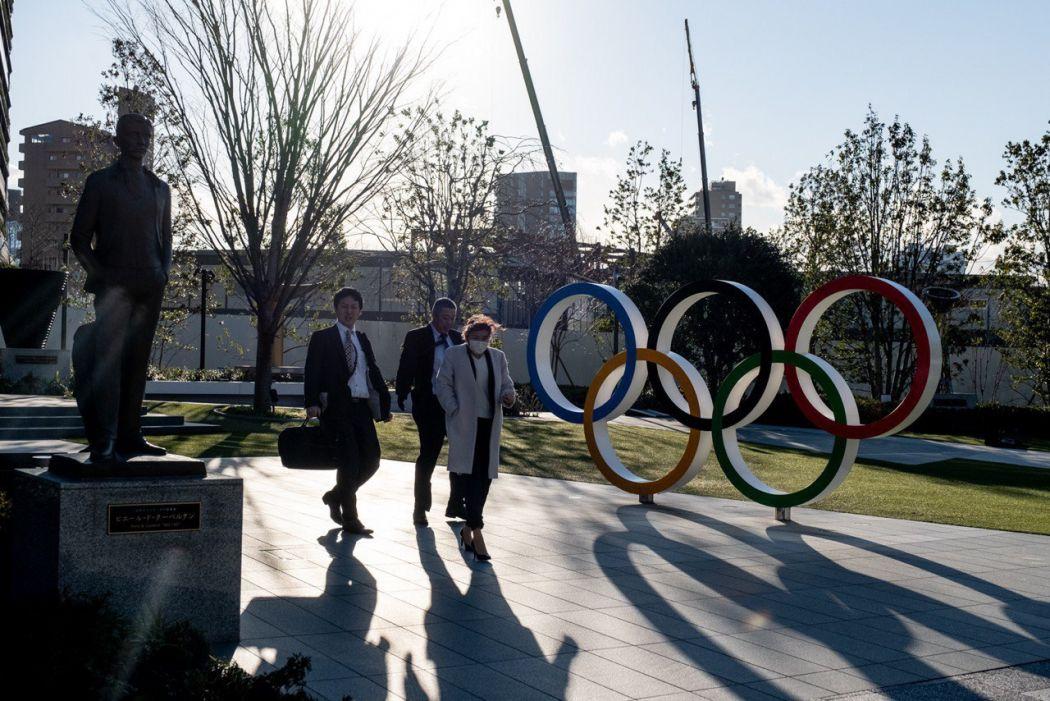 olympics olympic rings japan tokyo 2020
