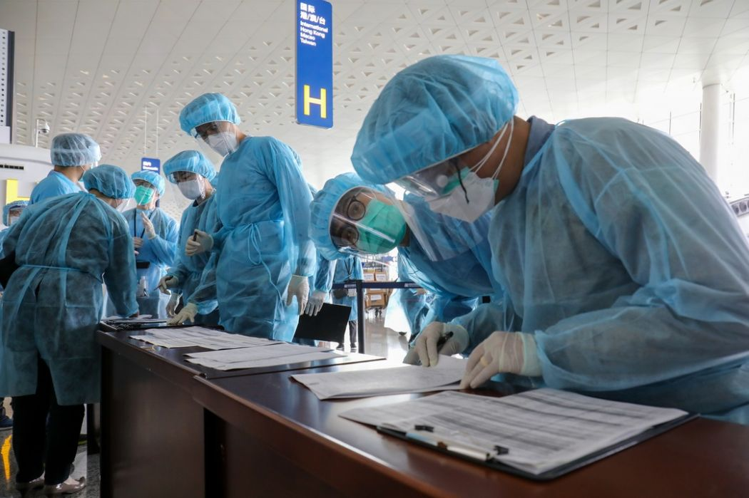 China's Neighbors Respect Rights to Combat Coronavirus - Taiwan, Hong Kong Show Benefits of Open Societies human rights watch maya wang