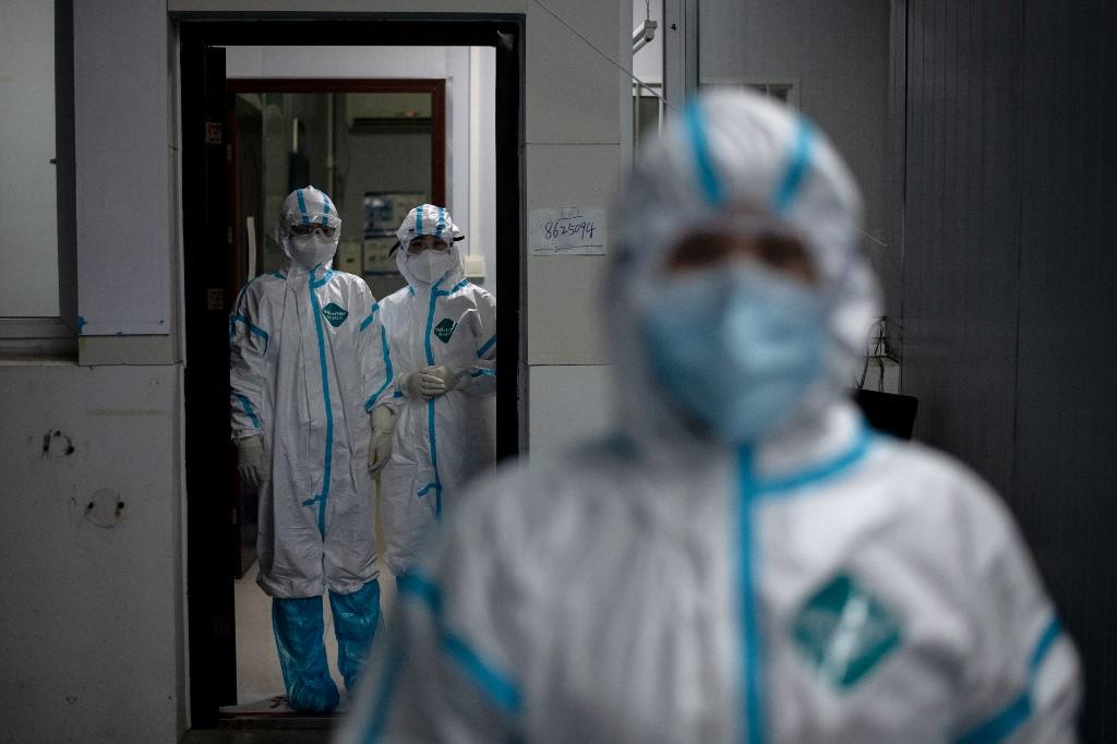 Huanggang China Covid-19 coronavirus Zhongxin Hubei