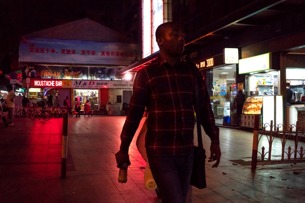 africans guangdong