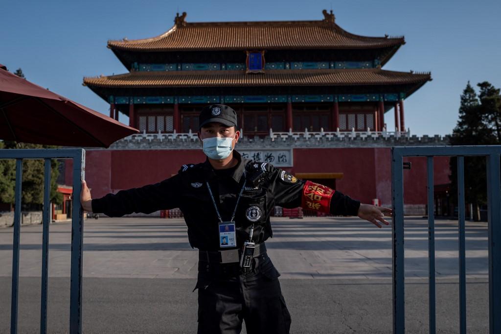 China Beijing coronavirus virus